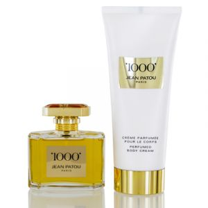 1000 For Women 2 Piece Gift Set