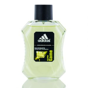 Adidas Pure Game For Men Eau De Toilette 3.3 OZ