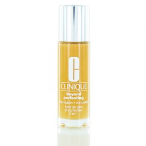 Clinique Beyond Perfecting Foundation + Concealer (Honey Wheat) 1.0 OZ