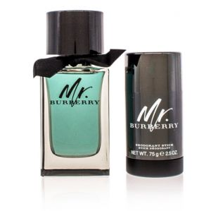 Burberry Mr. Burberry For Men 2 Piece Gift Set