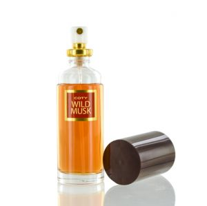 Coty Wild Musk For Women Cologne 1.5 OZ
