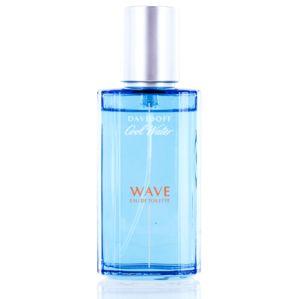 Davidoff Cool Water Wave For Women Eau De Toilette 1.35 OZ
