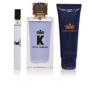 Dolce & Gabbana K (King) For Men 3 Piece Gift Set