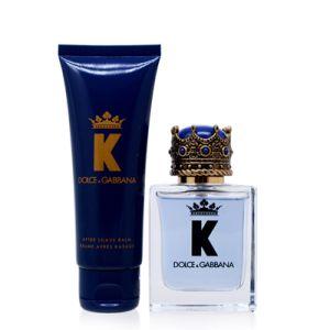 Dolce & Gabbana K (King) For Men 2 Piece Gift Set