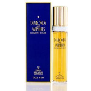 Diamond&Sapphire For Women Eau De Toilette 1.7 OZ