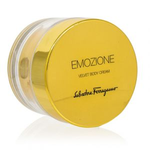 Salvatore Ferragamo Emozione Body Cream For Women  5.4 OZ