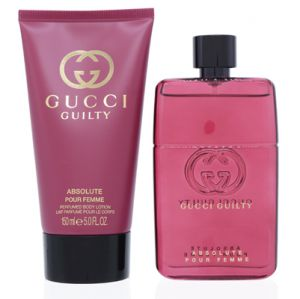 Gucci Guilty Absolute For Women 2 Piece Gift Set