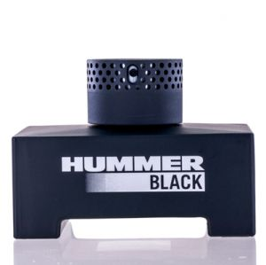 Hummer Black For Men Eau De Toilette 4.2 OZ