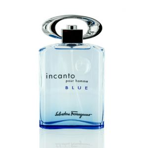 Incanto Blue For Men Eau De Toilette 3.4 OZ
