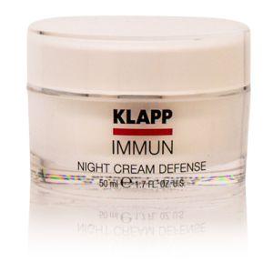 Klapp Immun Night Cream Defense 1.7 OZ (50 ML)