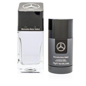 Mercedes-Benz Mens Select 2 Piece Gift Set