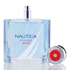 Nautica Voyage Sport For Men Eau De Toilette 3.4 OZ