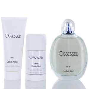 Obsessed For Men 3 Piece Gift Set