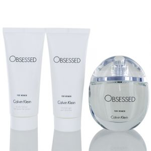 Obsessed For Women 3 Piece Gift Set