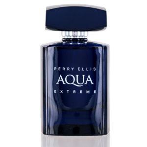 Perry Ellis Aqua Extreme  For Men Eau De Toilette 3.4 OZ