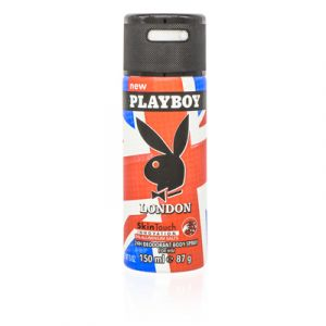 Playboy London Body Spray For Men 5.0 OZ