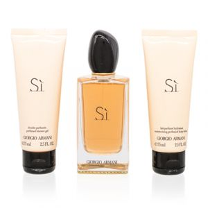 Si For Women 3 Piece Gift Set