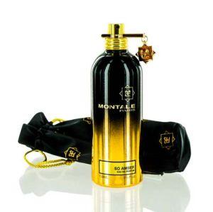 So Amber For Women & Men Eau De Parfum 3.3 OZ