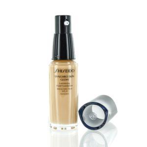 Shisedo Synchro Skin Lasting Liquid Foundation (3/N3) Neutral 1.0 Oz