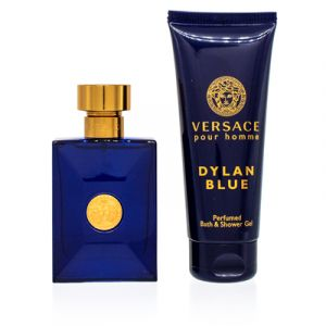 Versace Dylan Blue For Men 2 Piece Gift Set