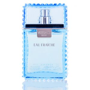 Versace Man Eau Fraiche For Men Eau De Toilette 1.0 OZ