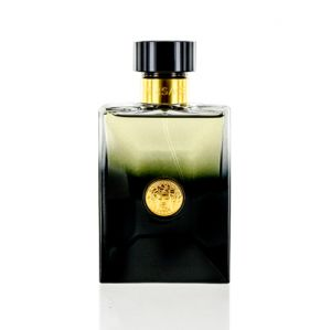 Versace Oud Noir For Men Eau De Parfum 3.3 OZ