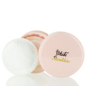 White Shoulders For Women Body Powder 2.6 OZ