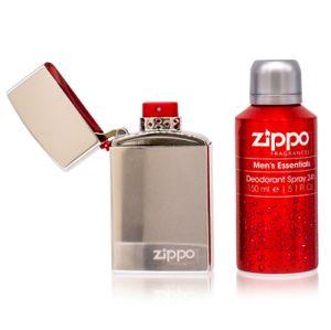 Zippo Original For Men 2 Piece Gift Set